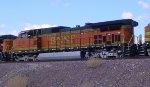 BNSF 4168