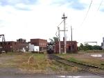 MNC 4485 & CB&Q Freght Station