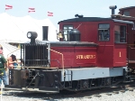 The Engine for caboose train