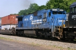 Former Conrail 6000 In NS 24Z Power Consist @ 1141 hrs.