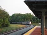 MARC (CSX) Frederick Branch - Train P895 westbound.
