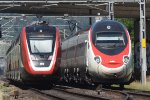 502 and 503 - SBB Swiss Federal Railways