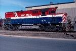 BC Rail C420 631
