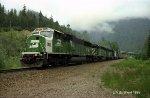 BN 9298 E/B Scenic