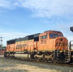 BNSF 9718