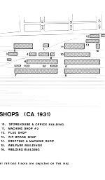 PRR Altoona Car & Juniata Shops, Frame 2, 1931