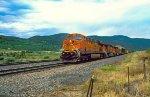 BNSF 7560 W/B