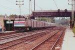 e/b Amtrak train led by F40PHR #261