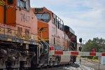 N/B BNSF Grain Train