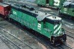C&S SD9 #830