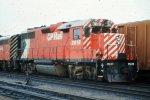 CP GP38AC #3019