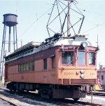 CSS&SB Line car #1100