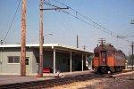 CSS&SB combine #105 at Bendix Station