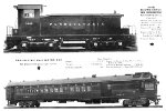 """PRR """"Modern Locomotives And Cars: 1939,"""" Page 15"""