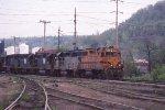 MEC 252 arriving at Binghamton