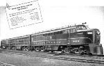 """""""Modern Power For Today's Trains: 1949,"""" Page 9"""