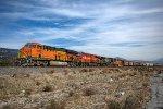 BNSF 3970 - San Bernardino CA - 12/23/2020