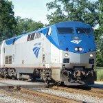 Amtrak 91 on P091