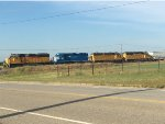 Moving freight into Pryor Industrial Park
