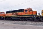 BNSF 2865 New South Yard