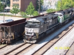 NS 2736 leads NS train 172