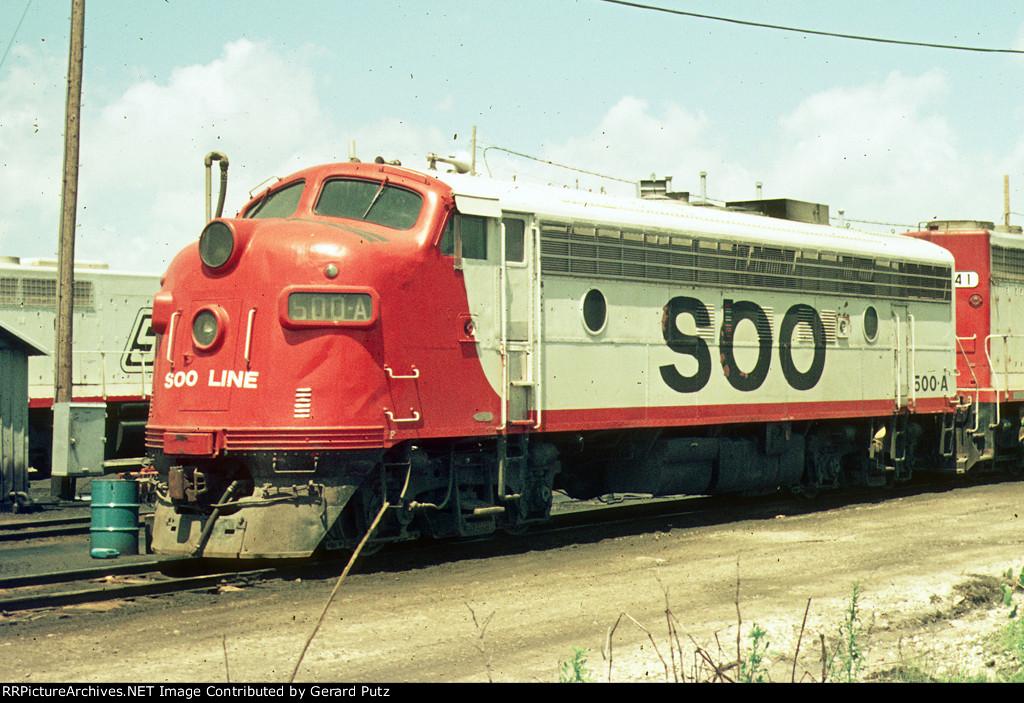 SOO FP7 #500A