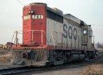 SOO Line GP30 #702