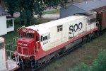 SOO Line U30C #806