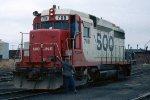 SOO Line GP30 #708