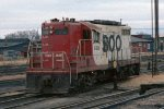 SOO Line GP9 #558