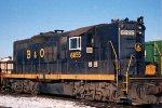 B&O GP9 #6655 on SOO Line