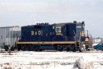 B&O GP9 #5939 on SOO Line