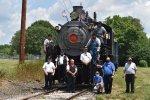 WWRC Crew in front of 58