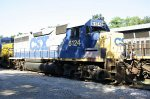 GP40-2 in the mix