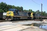 Coal loads for the Charlotte sub