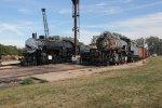 Display Locomotives