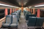 Interior of Milwaukee Road #649