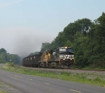 Eastbound coal