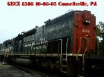 GECX 8308  Pic #3  10/08/2005
