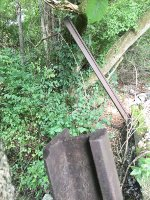 Abandoned Middle Tennessee Railroad