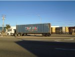 Wan Hai Container #548169 Passes Carson