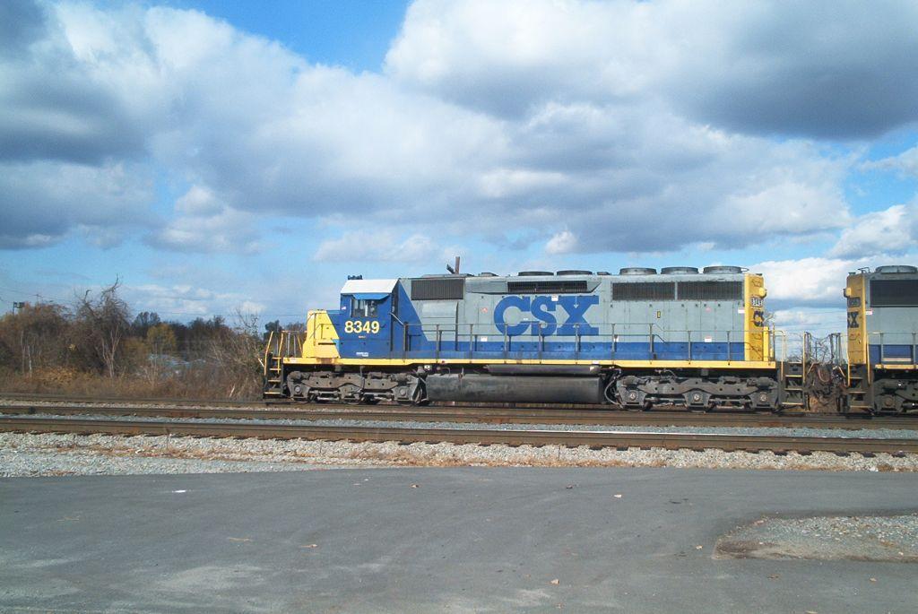 CSX 8349