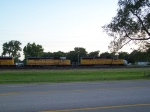 A Couple of SD40-2's