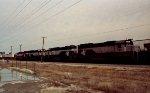 Quartet of RF&P locos
