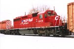 CP SD40-2 #5415 - Canadian Pacific