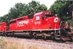 CP SD40-2 #5418 - Canadian Pacific