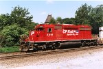 CP SD40-2 #5419 - Canadian Pacific