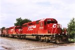 CP SD40-2 #5420 - Canadian Pacific