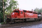 CP SD40-2 #5421 - Canadian Pacific