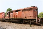 CP SD40-2 #5447 - Canadian Pacific